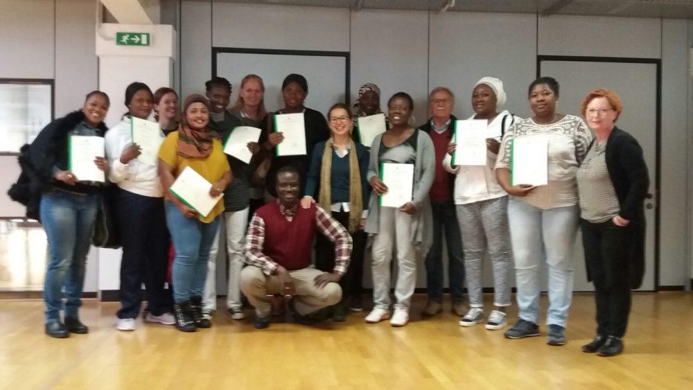 Consegna Diplomi Assistente familiare 2018