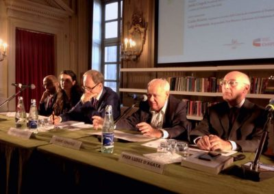 """""""Impasse Iran"""".  Percorsi Mediterranei 2018, Torino. Conferenza pubblica presso il Circolo dei Lettori."""