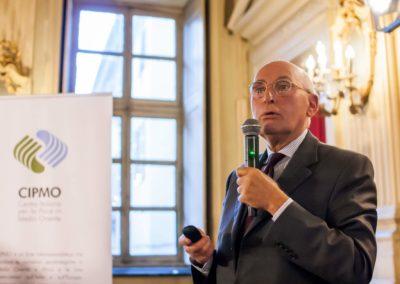 Pier Luigi d'Agata, Segretario Generale della Camera di Commercio e Industria Italo – Iraniana