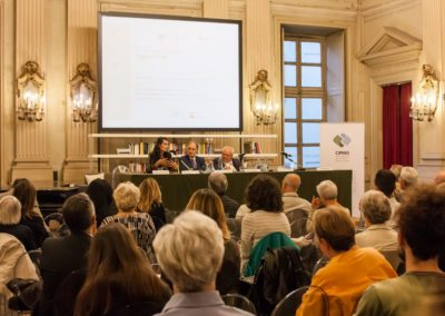 """Impasse Iran"".  Percorsi Mediterranei 2018, Torino."