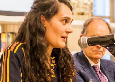 Giorgia Perletta, Dottoranda di ricerca in Istituzioni e Politiche presso l'Università cattolica del Sacro Cuore di Milano