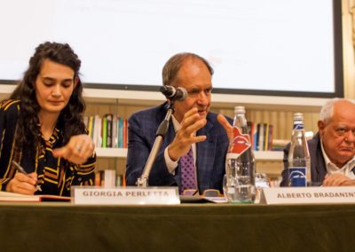 Alberto Bradanini, già Ambasciatore d'Italia a Teheran e Pechino