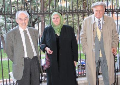 Burqa? Tra libertà individuale e sicurezza sociale. 2010, Milano