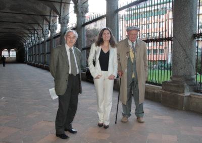 Silvio Ferrari, Janiki Cingoli, Sara Silvestri