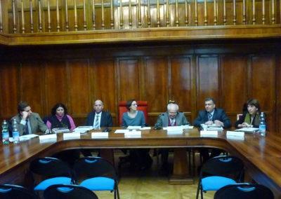 Israeli and palestinian women leaders. 3-5 marzo 2011, Roma