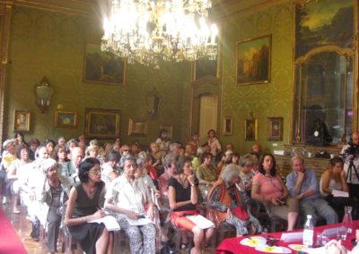 Conferenza pubblica in occasione del Seminario: Giovani leader israeliane e palestinesi. La dignità della pace. 18-21 giugno 2009, Torino