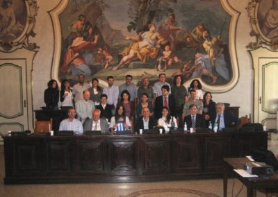 Seminario degli Staff, Pavia 2007. Seminario degli staff di Miftah e Keshev