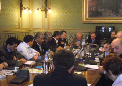 """Israeli and Palestinian Mayors and Local Authorities for Peace"", 4-7 March 2013, Turin"