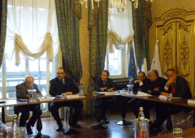 """Israeli and Palestinian Mayors and Local Authorities for Peace"" 4-7 marzo 2013, Torino"