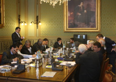 Israeli-Palestinian Mayors' Seminar. Middle East: Local Authorities for Peace  November 15th-18th 2011, Turin