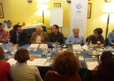 workshop Mediterraneo. Lo Specchio dell'Altro. 2018