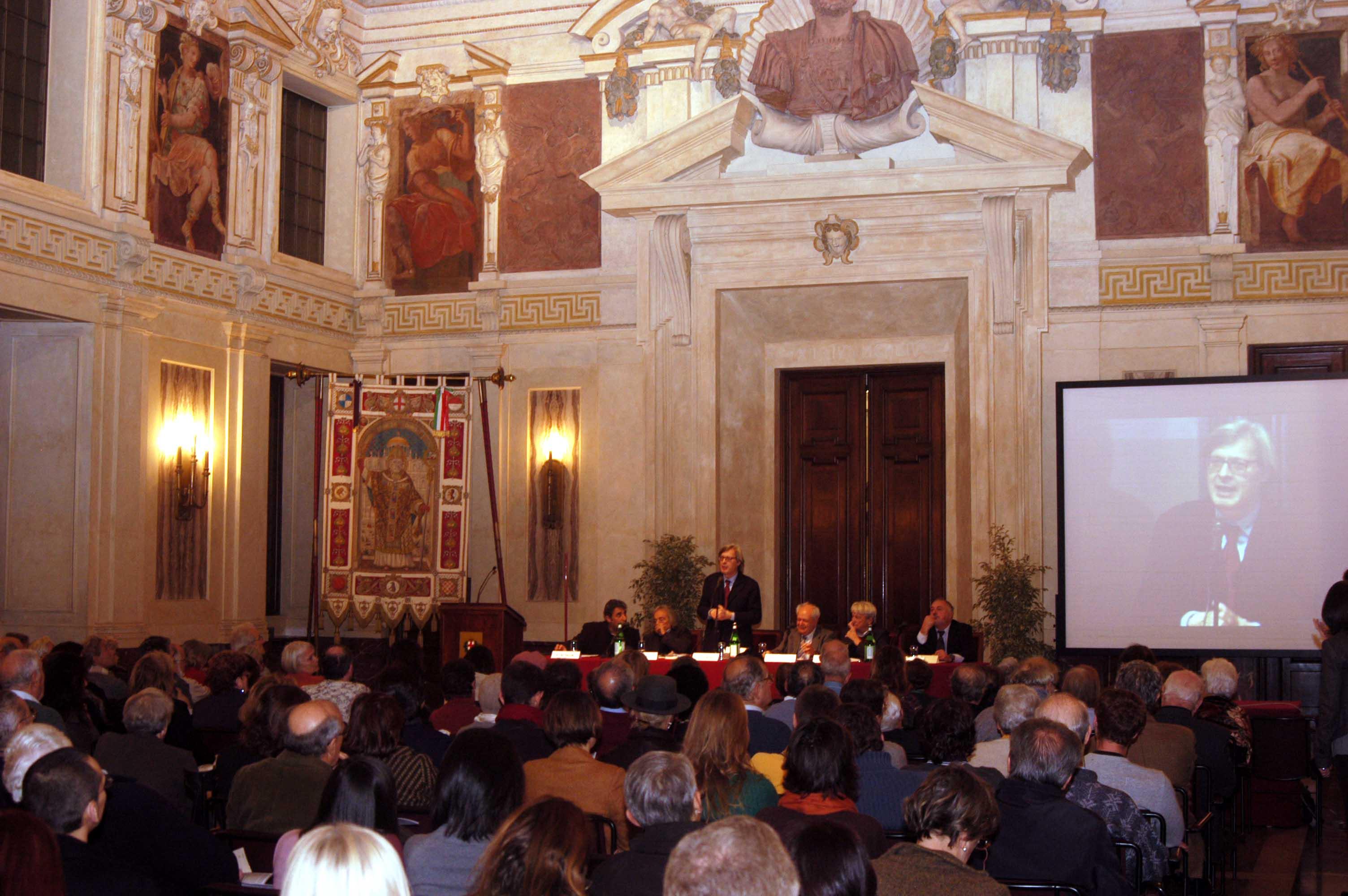 Cattedra del Mediterraneo 2007