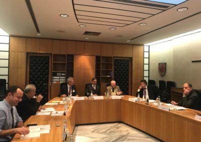 Delegazione di cittadini israeliani ebrei e arabo-palestinesi in Alto Adige. 2018