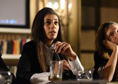 Ospite d'Onore: Loubna Bensalah, attivista marocchina