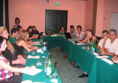 Young Political Leaders IV. 12-15 luglio 2007, Torino