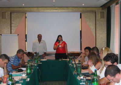 Young Political Leaders IV. 12-15 luglio 2007, Torino)