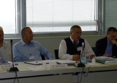 Seminar on Possible Arrangements in the  Gaza Strip, Milano 2009