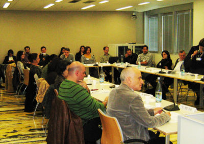 Seminario Staff Keshev e Miftah, 2008