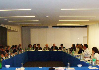 Seminario tra insegnanti israeliani, palestinesi e romani. 20-23 aprile 2006, Roma
