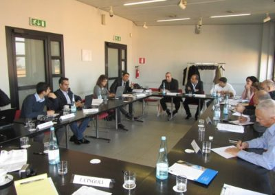 """Israeli and Palestinian Young Leaders"", 23-26 May 2013, Milan"
