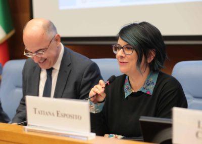 Tatiana Esposito, Direttrice Generale dell'Immigrazione e delle Politiche di integrazione del Ministero del Lavoro e delle Politiche sociali
