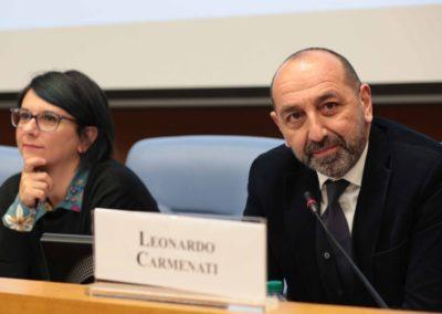 Leonardo Carmenati, Direttore Vicario dell'Agenzia Italiana per la Cooperazione allo Sviluppo (AICS)