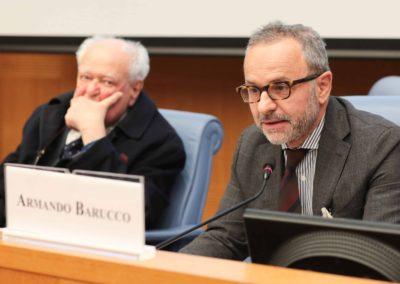 Armando Barucco, Capo Unità di Analisi, Programmazione, Statistica e Documentazione storica del Ministero degli Affari Esteri e della Cooperazione Internazionale.