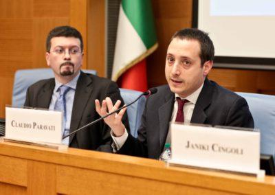 Claudio Paravati, Direttore del Centro Studi e Rivista Confronti