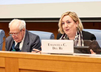 Emanuela C. Del Re, Vice Ministra degli Affari Esteri e della Cooperazione Internazionale