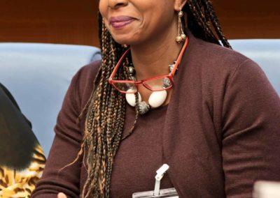 Diye Ndiaye, Assessore alla Pubblica Istruzione e Cooperazione Internazionale del Comune di Scandicci, Presidente dell'Associazione dei Senegalesi di Firenze e Circondario e Presidente di Fasi – Federazione delle Associazioni Senegalesi in Italia