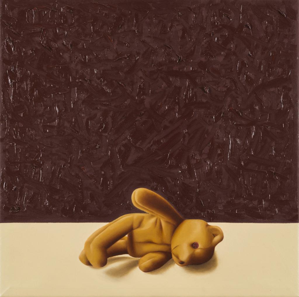 Caterina VOLTOLINI, Courtesy: Galleria Blanchaert, Labor Achymicus 25, 2008, tecnica mista su tela, cm 79x60
